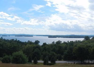 Lake view panoramic
